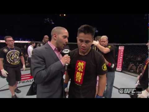 UFC Macao: Cung Le Post-Fight Interview