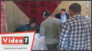 بالفيديو.. بدء انتخابات نقابة أطباء الأسنان وسط حضور ضعيف