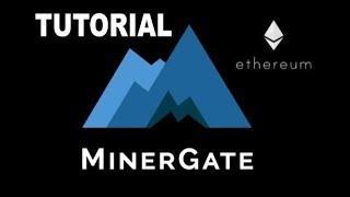 Tutorial minar ETHEREUM con minergate y aumentar la velocidad de minado