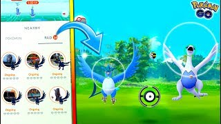 THE MOST LEGENDARY POKÉMON & UNOWN YOU WILL EVER SEE IN POKÉMON GO!