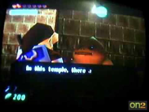Paul's Streaming - Legend of Zelda: Ocarina of Time - Session01-07 - Firewall [BLIND]