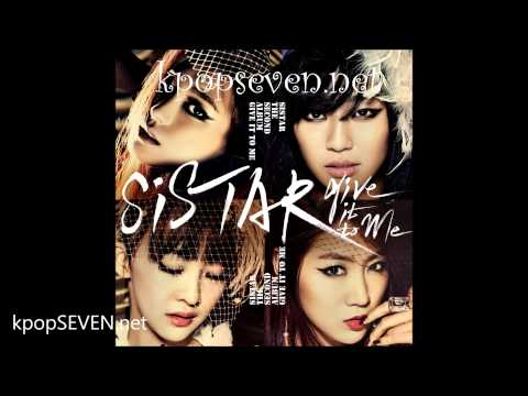 media sistar give it to me