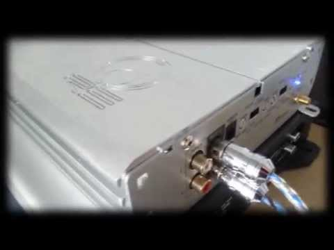 Bluetooth Amp working with DTX 2000.1 Sub Amp