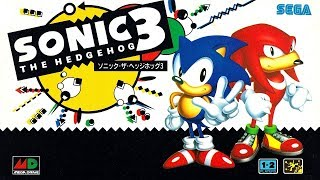 Sonic the Hedgehog 3 Premium Video - History of Sonic (1993 Japanese VHS)