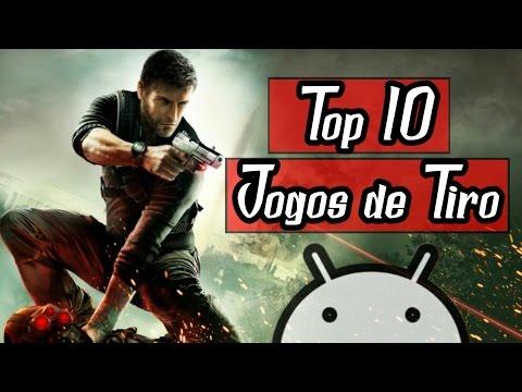 Top 10 Melhores Jogos de Tiro Para Android 2016 #1
