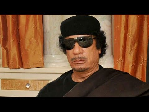 Geo News - Short Story Of Gaddafi - Killed Today - by roothmens
