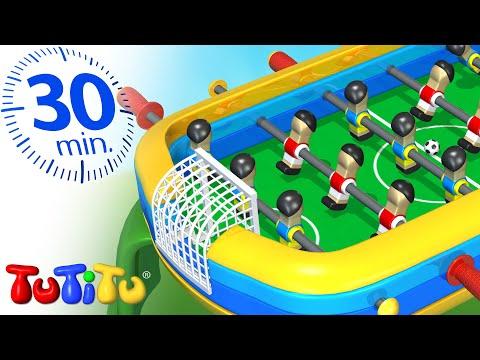 TuTiTu Sports   Foosball   30 Minutes TuTiTu Special