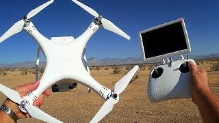 New UPAir One OSD FPV GPS Long Range Explorer Drone Flight Test Review