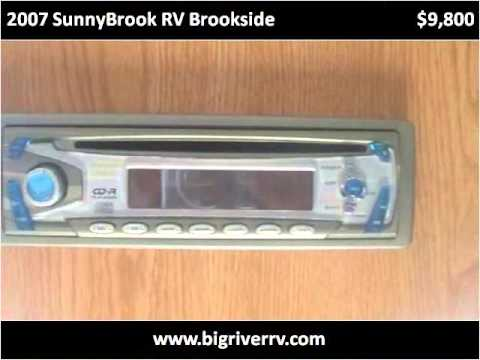 2007 SunnyBrook RV Brookside Used Cars Blountstown FL