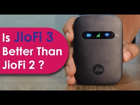 JioFi 3 Portable Wifi Router Review   Comparison with JioFi 2   Speed Test