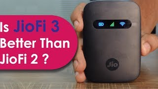 JioFi 3 Portable Wifi Router Review | Comparison with JioFi 2 | Speed Test