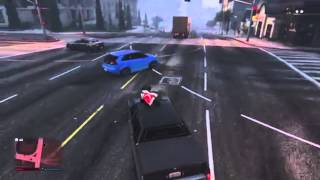 GTA 5 ONLINE FUNNY MOMENT