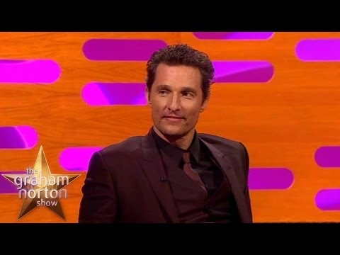 Matthew McConaughey's Top Rom-Com Poses - The Graham Norton Show