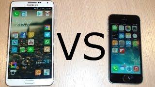 Android VS iOS: La comparativa