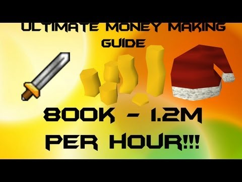 RuneScape EoC Money Making Guide Episode 13 800k – 1.2m per hour 2013 Commentary