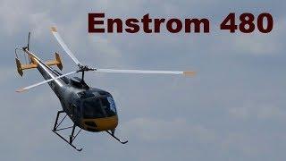 Enstrom 480, Pardubice Airshow, 2018