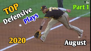 MLB | Best Plays of August 2020