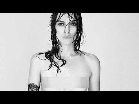Keira Knightley Topless And Proud