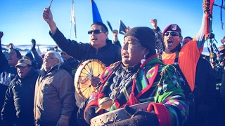 Standing Rock Protesters Are Being Investigated by the FBI