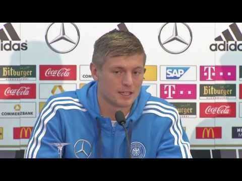 Toni Kroos über Luka Modric, Isco und Co. | Real-Madrid-Star vor dem Match gegen Spanien