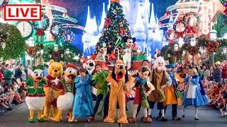 ? LIVE: The FIRST Mickey?s Very Merry Christmas Party of 2018! ????    Walt Disney World