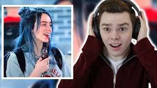 NEVER Listened to BILLIE EILISH - Part 2 | Reaction