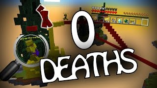 ZERO DEATHS IN BED WARS (Minecraft Challenge #2)