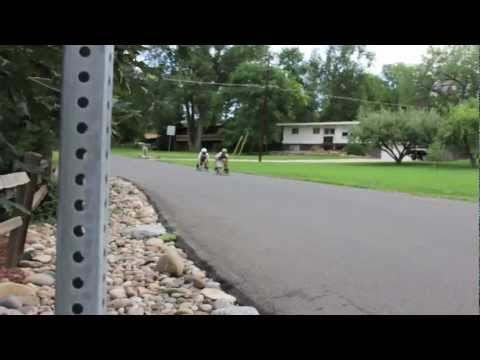 Longboarding: Fast on the Trackz