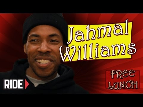 Jahmal WIlliams - Toy Machine, Mark Gonzales, Hopps, and More on Free Lunch!