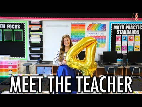 Meet the Teacher Vlog | Pocketful of Primary