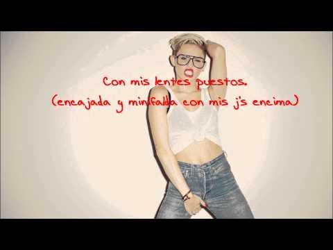 #23 Miley Cyrus ft. Wiz Khalifa , Juicy J and Mike WiLL Made It (Traducción Al Español)