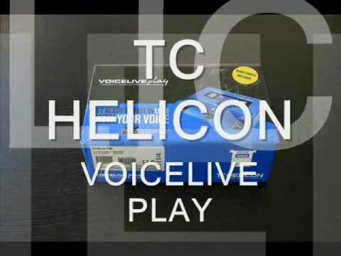 voicelive play sortie de boite