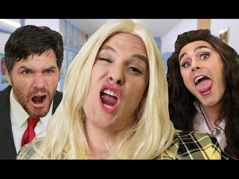 Iggy Azalea Ft. Charli Xcx - fancy Parody video