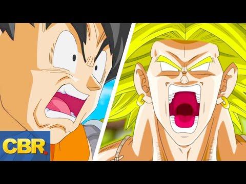 Dragon Ball Super 2018 Movie: Broly REVEALED As Mysterious Saiyan