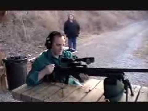 Matt Bevin Shooting SABRE 556, AR 50, MAC 10, and more