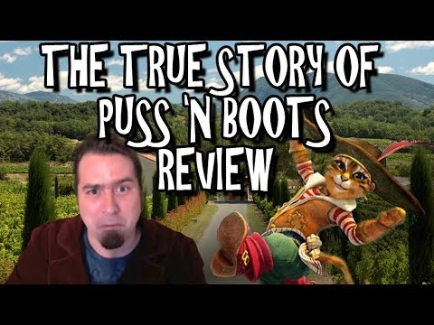The True Story of Puss 'n Boots Review
