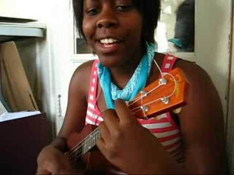 Wise Up by Aimee Mann ukulele cover