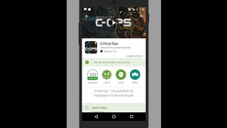 How to Download - Critical Ops on Android (3.5.0)