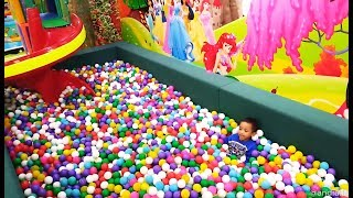 A Lot of Ball Pit for Toddler & Play Balls Pit Show - Playground for Kids #3