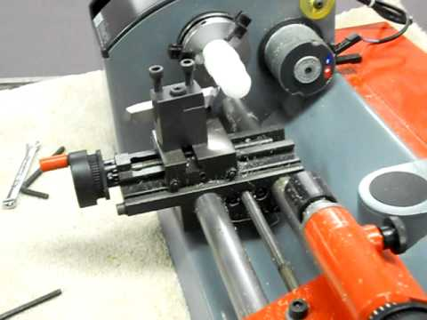 Unimat Basic PC Lathe.AVI