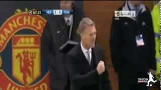 Manchester United 1-0 Shaktar Donetsk | Uefa Champions League (Group A)
