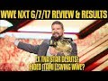 WWE NXT 6/7/17 Review Results & Reactions: Hideo Itami Leaving WWE? EX TNA Star Debuts!