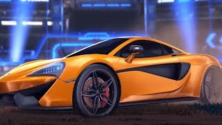 ROCKET LEAGUE - McLaren 570S Car Pack Announcement Trailer ¦ The Game Awards 2018