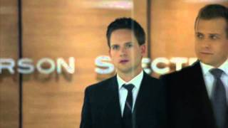 Suits: Season 3 Episode 16- No Way Out (Ending Scene)