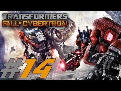 Moldoveanu Joaca:Transformers Fall of Cybertron #14