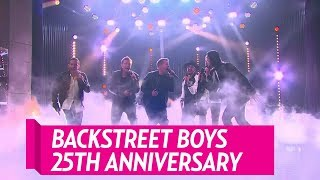 BACKSTREET BOYS 25th ANNIVERSARY