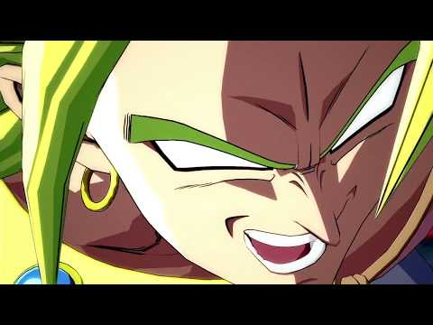 DRAGON BALL FighterZ - Broly Teaser Trailer   X1, PS4, PC