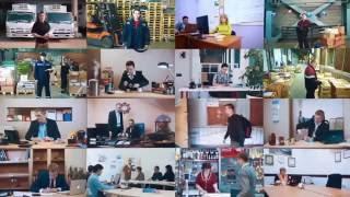 """Корпоративный фильм к 20 летию Компании """"Слата"""""""