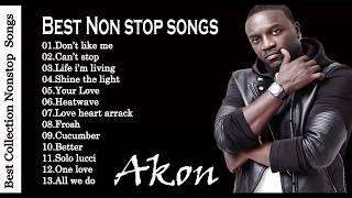 download lagu Akon Greatest Hits Playlist  Akon Collection All Time gratis