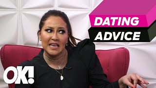 Adrienne Houghton Shares Her Dating Advice — 'The Key Is Don't Rush It'